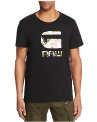 G-Star RAW - Soast Logo Short Sleeve Tee - Lyst