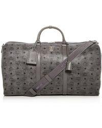 MCM - Visetos Traveller Extra Large Weekender Bag - Lyst