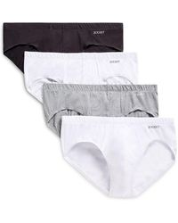 2xist - Cotton Bikini Briefs - Pack Of 4 - Lyst