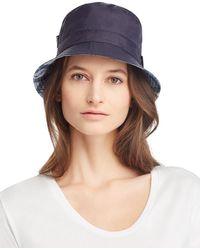 bc56034c Barbour Hats - Women's Beanies, Caps & Winter Hats - Lyst