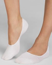 Hue - Soft Opaque Knee High 3-pack (white) Women's Knee High Socks Shoes - Lyst