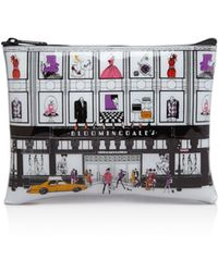 Bloomingdale's - Store Front Cosmetics Case - Lyst
