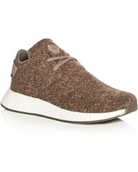 Wings + Horns - Adidas Men's Nmd C2 Chukka Felt Lace Up Sneakers - Lyst