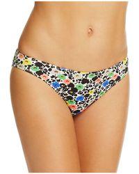Paul Smith - Floral Classic Brief Bikini Bottom - Lyst