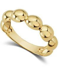 Lagos - Caviar Gold Collection 18k Gold Ring - Lyst