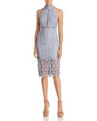 Bardot - Gemma Dress (orchid) Women's Dress - Lyst