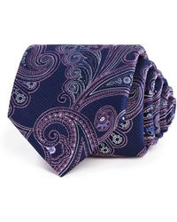 Bloomingdale's - Large Paisley Classic Tie - Lyst