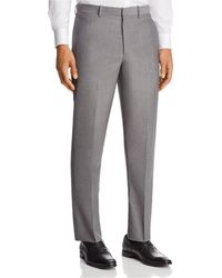 Theory - Marlo Tailored Gingham Slim Fit Suit Pants - Lyst