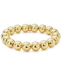 Lagos - Caviar Gold Collection 18k Gold Beaded Bracelet - Lyst