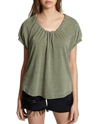 Sanctuary - Sundance Tie-back Top - Lyst
