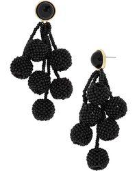 BaubleBar - Coretta Drop Earrings - Lyst