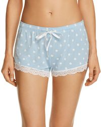 Pj Salvage - Dotted Shorts - Lyst