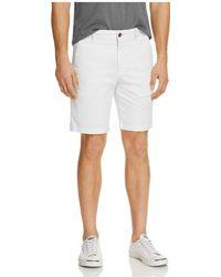 Robert Graham - Pioneer Stretch Cotton Shorts - Lyst