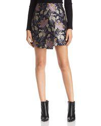 091fb19846 Pjk Patterson J. Kincaid Laverne Brocade Skirt in Metallic - Lyst