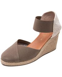 Andre Assous - Women's Anouka Mid Wedge Espadrilles - Lyst