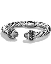 David Yurman | Osetra Bracelet With Hematine | Lyst
