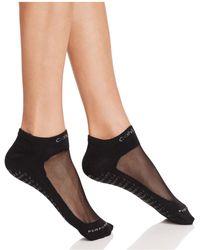 CALVIN KLEIN 205W39NYC - Ballet Mesh Liner Socks - Lyst