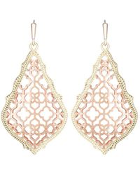 Kendra Scott | Addie Earrings | Lyst