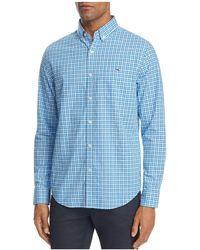 Vineyard Vines | Birch Island Check Slim Fit Button-down Shirt | Lyst