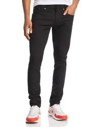 93024e60 G-Star RAW D-staq 3d Super Slim Jeans In Dark Aged Cobbler Blue in ...
