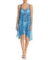 Gottex - Batik Dress Swim Cover-up - Lyst