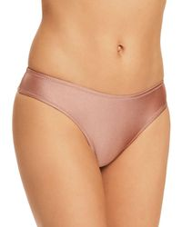 Sam Edelman - Venice Beach String Tie Triangle Bikini Top - Lyst