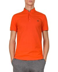 The Kooples - New Shiny Piqué Slim Fit Polo - Lyst