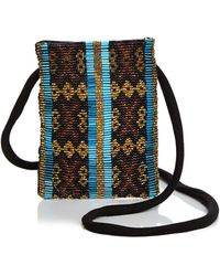 Elizabeth and James - Pen Pal Beaded Belt Bag - Lyst