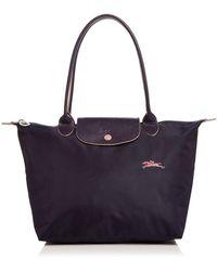 Longchamp - Le Pliage Club Medium Shoulder Tote - Lyst