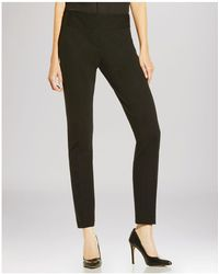 Vince Camuto - Straight Ankle Trousers - Lyst