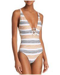 ViX - Potosi One Piece Swimsuit - Lyst