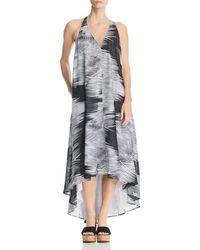 Kenneth Cole - High/low Racerback Dress - Lyst