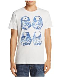 Junk Food - Four Storm Trooper Crewneck Short Sleeve Tee - Lyst