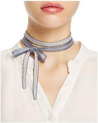 Chan Luu | Dip-dye Necktie | Lyst