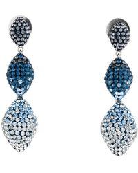 Atelier Swarovski - Moselle Detachable Drop Earrings - Lyst