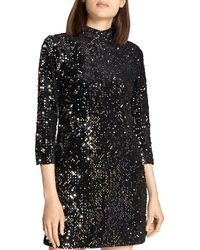 Sanctuary - Keep Your Heads Up Sequin Dress - Lyst