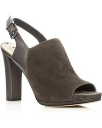 Via Spiga - Cara High Heel Sandals - Lyst