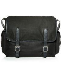 366fea7b8a93 Lyst - John Varvatos Star Usa Bryce Messenger Bag in Brown for Men