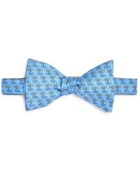 Vineyard Vines - 20th Anniversary Palm Tree Silk Bow Tie - Lyst