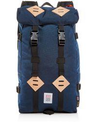 Topo Designs - Topo Klettersack Cordura® Backpack - Lyst