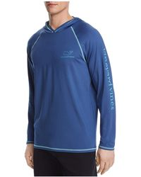 Vineyard Vines - Performance Raglan Hoodie - Lyst