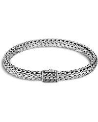 John Hardy - Men's Sterling Silver Small Chain Bracelet - Lyst