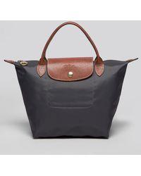 Longchamp - Le Pliage Mini Nylon Tote - Lyst