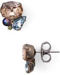 Sorrelli - Mayflower Earrings - Lyst