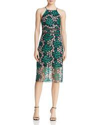 Sam Edelman - Floral Lace Dress - Lyst