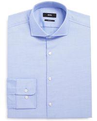 BOSS - Mark Sharp Fit – Regular Fit Dress Shirt - Lyst