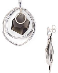 Robert Lee Morris - Orbital Drop Earrings - Lyst