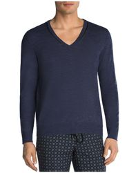 The Kooples   Merino And Leather Sweater   Lyst