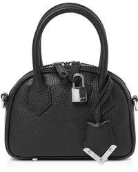 The Kooples - Irina Mini Leather Crossbody Bag - Lyst