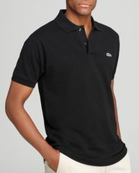 Lacoste - L1212 Classic Pique Polo Shirt (rocket) Men's Short Sleeve Knit - Lyst